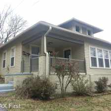 Rental info for 1602 Branson Ave in the 37917 area