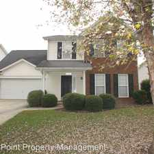 Rental info for 1805 Chinchester Ln in the Providence Plantation area