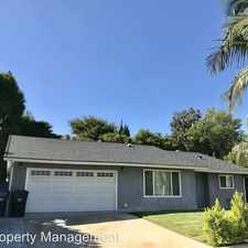 Rental info for 2403 Cuatro Dr in the Rowland Heights area