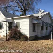 Rental info for 2101 West 16th Str in the North Little Rock area