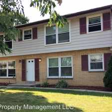 Rental info for 9101 W Morgan Ave - Unit 2 in the Greenfield area