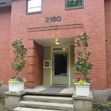 Rental info for 2160 NW Johnson St