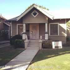 Rental info for 2519 E. 3rd STREET in the Eastside area