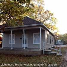 Rental info for 2920 5th Street in the Norton Shores area