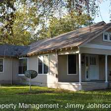 Rental info for 609 E Lampasas in the Ennis area