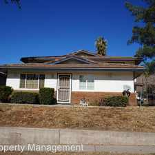 Rental info for 3546 20th St.