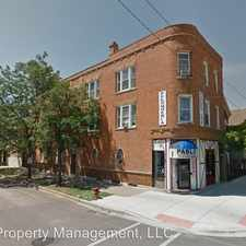 Rental info for 1701 W. Cullerton St. in the Pilsen area