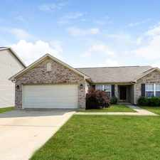 Rental info for Tricon American Homes in the Brownsburg area