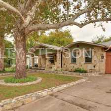 Rental info for 7003 Reese Lane - Available November 17, 2017 in the Austin area