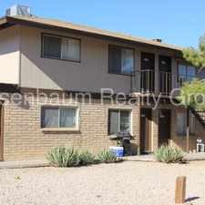 Rental info for 1750 E 6th Ave Mesa, AZ 85204 in the Reed Park area