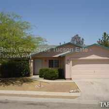 Rental info for 9651 East Stonehaven Way