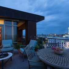 Rental info for 100 Wisconsin Avenue #1200 in the Madison area