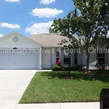 Rental info for 257 Mcclain Drive