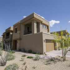 Rental info for STUNNING 2 Bed / 3 Bath In Scottsdale!
