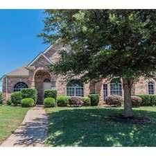 Rental info for 740 Bonnie Court in the 75094 area
