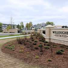 Rental info for Willoughby Estates in the Holt area