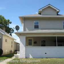 Rental info for 830-32 S PERSHING AVE in the West Indianapolis area