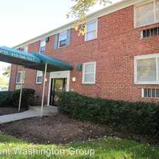 Rental info for 1323 N. Woodington Road in the Baltimore area