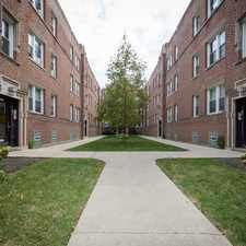 Rental info for 1433-45 W. Lunt Ave