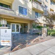 Rental info for The Village at Toluca Lake in the 91505 area