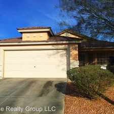 Rental info for 3802 Sorrowing Sparrow Ct in the North Las Vegas area