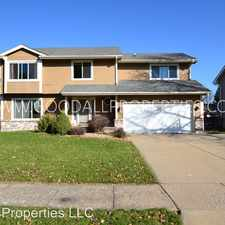Rental info for 8205 Sharon Dr in the 50322 area