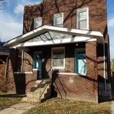 Rental info for 3959 Potomac in the Tower Grove South area