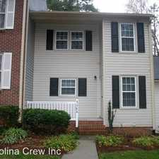 Rental info for 1908 Windy Point Ct in the Winston-Salem area