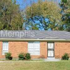 Rental info for 4906 Leven Road in the Memphis area