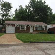 Rental info for Two bedroom house with attach garage in the Baden area
