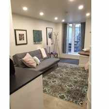 Rental info for 18 Saunders Avenue #Lower Leve in the Little Portugal area