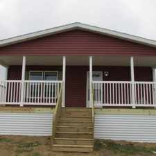 Rental info for Beautiful covered front porch on 3 bedroom and 2 bedroom home available for rent or for sale