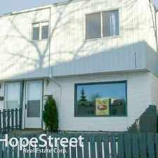 Rental info for 3809 45 Street SW - 3 Bedroom Townhome for Rent in the Glenbrook area