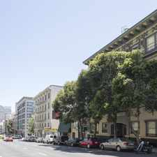 Rental info for 947 BUSH Apartments in the San Francisco area