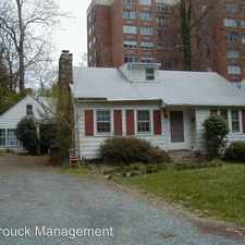 Rental info for 514 Valley Road #A