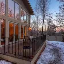Rental info for Fully furnished, very spacious executive summer rental with Chautauqua trails steps from your door. Summer 2018 furnishe