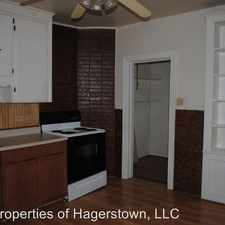 Rental info for 723 Winchester Ave in the Martinsburg area