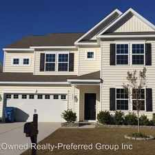 Rental info for 646 Silver Moss Drive