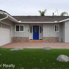 Rental info for 6014 Lancaster Drive in the Allied Gardens area
