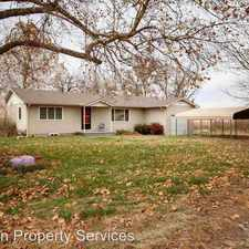 Rental info for 4240 Stagg Hill