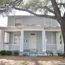 Rental info for 622 Russell Pl 1 in the San Antonio area