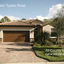 Rental info for 8979 Water Tupelo Road