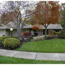 Rental info for 8616 Gatewood Dr North Ridgeville Three BR, Former model home!