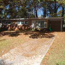 Rental info for 3726 Larkspur Terrace in the Candler-McAfee area