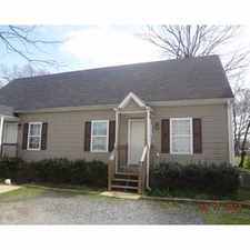 Rental info for 13 Otting Drive E in the Cartersville area