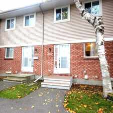 Rental info for 1807 Winter Rose Lane in the Gatineau area