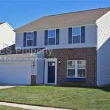 Rental info for Exceptional 3 Bedroom Home with Loft on the South west side of Indy in the Camby area