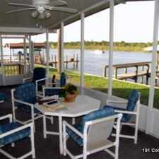 Rental info for Vac. Rental On The River For The Fisherman In Y... in the Edgewater area