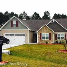 Rental info for 207 Albacore Court