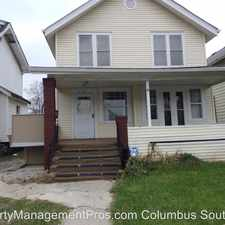 Rental info for 219 N. Wayne Avenue in the North Hilltop area